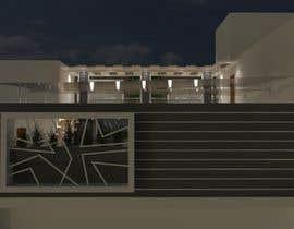 #43 for Open terrace design af zeldom