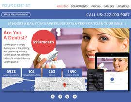 suvra4ever tarafından A website that sells SEO'd websites to dentists için no 4