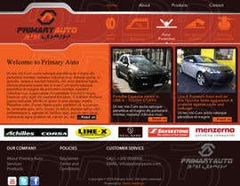 nº 2 pour Build a Website for Primary Auto Trading par ntandodlodlo