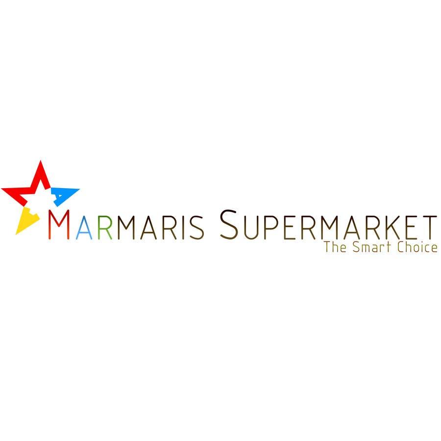 Penyertaan Peraduan #58 untuk Design a Logo for turkish supermarket