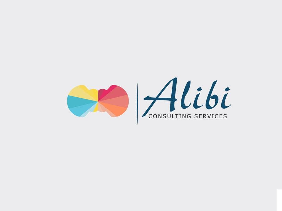 "Bài tham dự cuộc thi #                                        316                                      cho                                         Design a Logo for ""Alibi Consulting Services"""