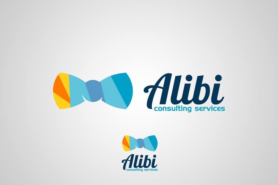 "Bài tham dự cuộc thi #                                        294                                      cho                                         Design a Logo for ""Alibi Consulting Services"""