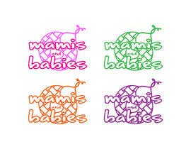 #103 for Logo design for handmade baby clothes af eddesignswork