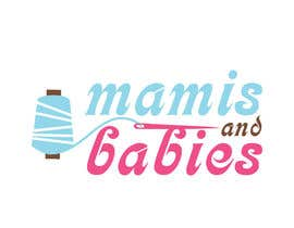 #112 for Logo design for handmade baby clothes af adryaa