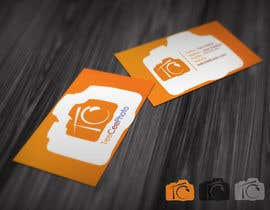 #33 for Photographer logo, namecard by SerMigo