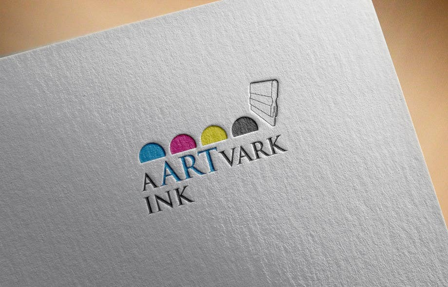 Kilpailutyö #112 kilpailussa Design a Logo for Aartvark Ink