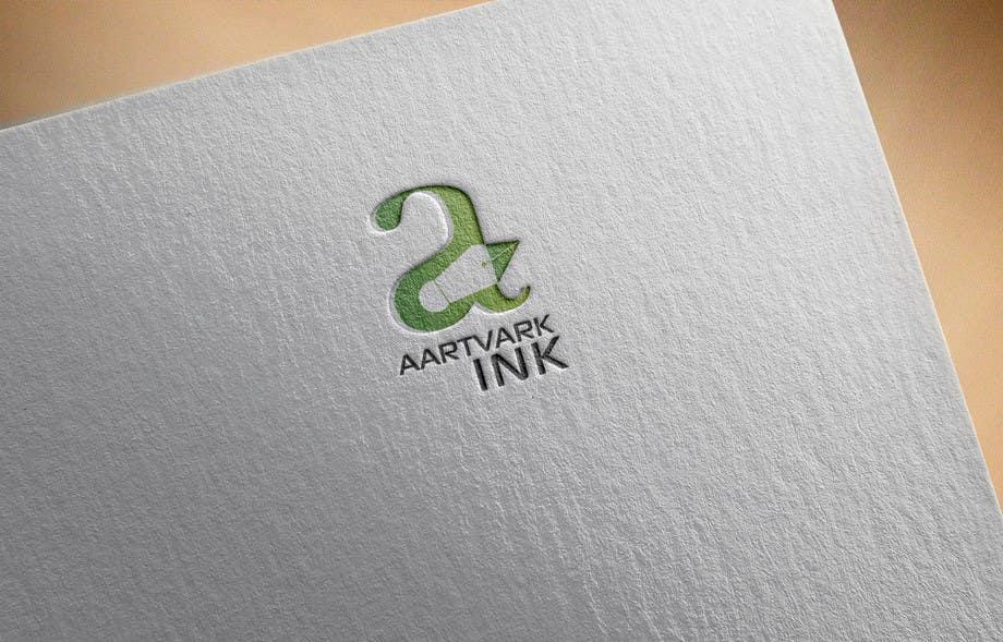 Kilpailutyö #116 kilpailussa Design a Logo for Aartvark Ink