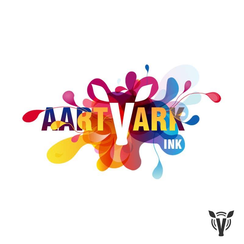 Kilpailutyö #190 kilpailussa Design a Logo for Aartvark Ink