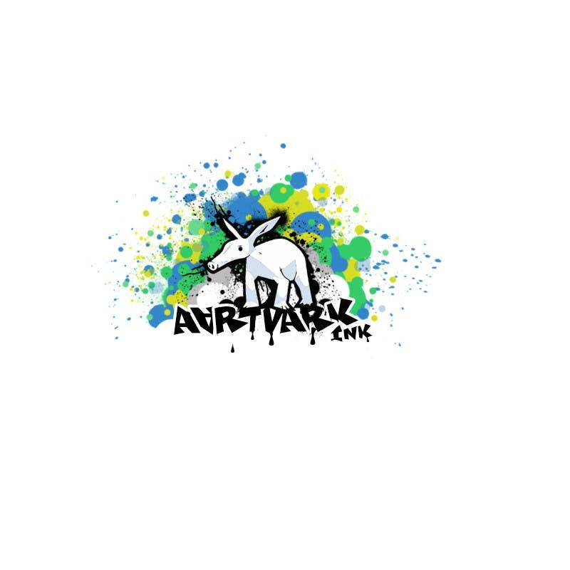 Kilpailutyö #214 kilpailussa Design a Logo for Aartvark Ink