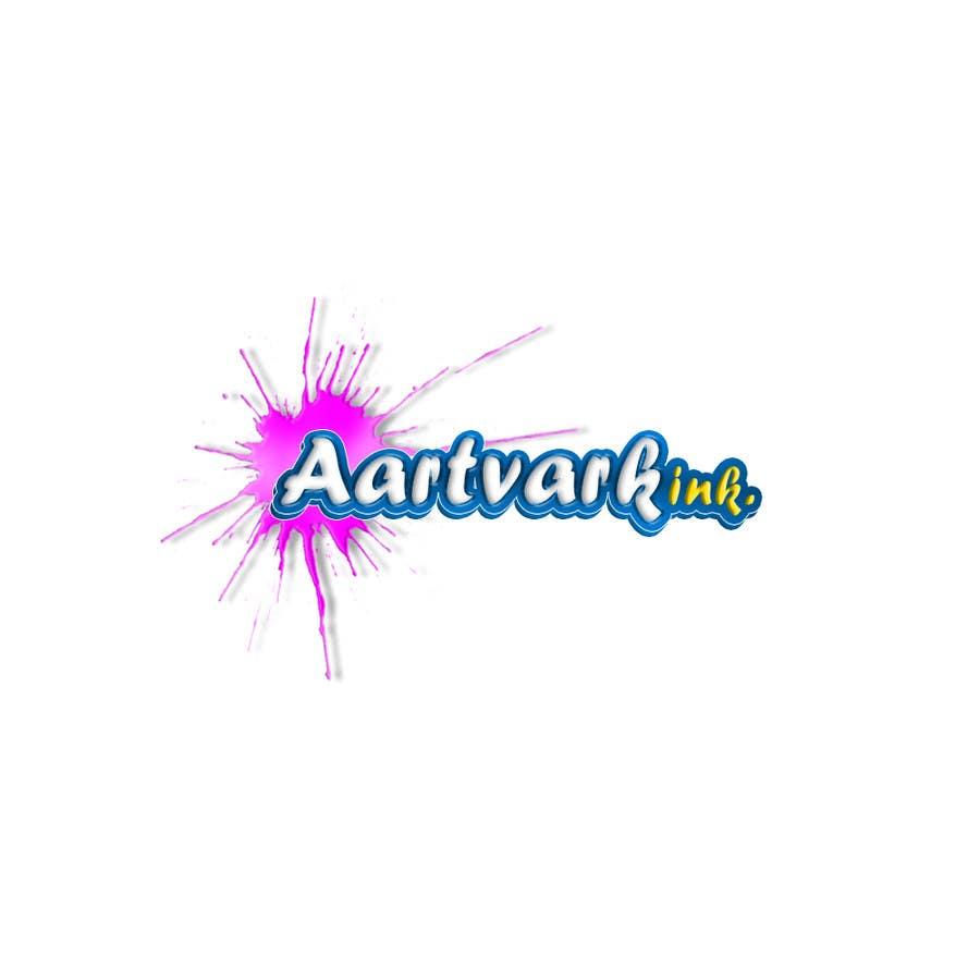 Kilpailutyö #94 kilpailussa Design a Logo for Aartvark Ink