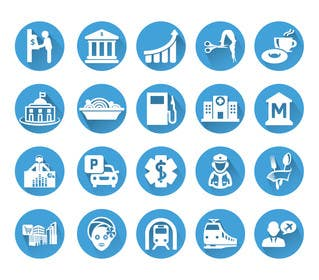 #9 cho Design some Icons for categories bởi khadkamahesh07