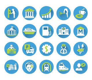 #10 cho Design some Icons for categories bởi khadkamahesh07