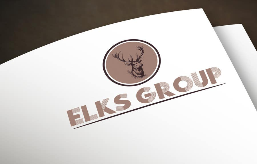 "Konkurrenceindlæg #11 for Design a Logo for ""ELKS Group"""