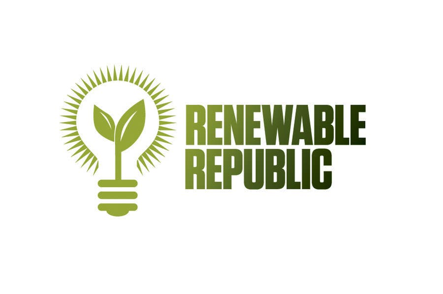 Contest Entry #                                        67                                      for                                         Logo Design for The Renewable Republic