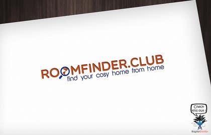 #161 untuk Design a Logo for ROOMFINDER.CLUB oleh BDamian