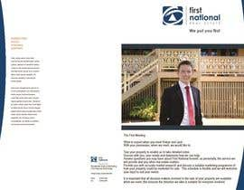#5 for Design a Brochure for Real Estate Pre-List Kit af towhidhasan14