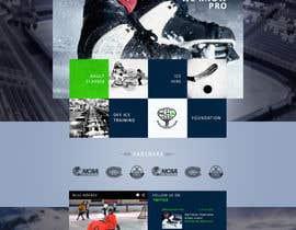 #26 for Design a Website Mockup for NextLevelHockey af Artnetta