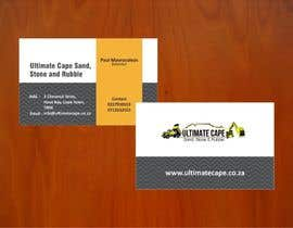 #1 untuk Design a letterhead and business cards for a rubble company oleh dksharma141
