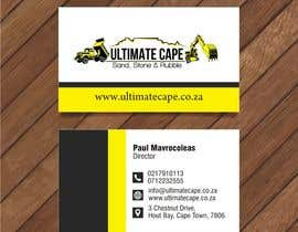 #25 untuk Design a letterhead and business cards for a rubble company oleh dksharma141