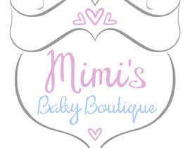 #18 for Design a Logo for 'Mimi's baby boutique' af ink33