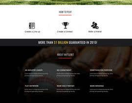 #10 for Design a Website Mockup for BattleDays by webmastersud