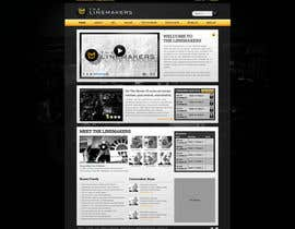 #15 cho Design a Website Mockup for BattleDays bởi SumitDevil