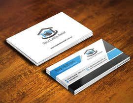 #5 untuk Design some Business Cards for Real Estate Relief oleh IllusionG