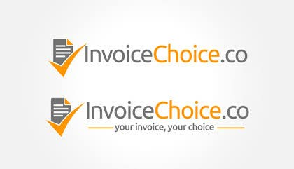 #26 untuk Design a Logo and Banner for InvoiceChoice.com oleh Huelevel