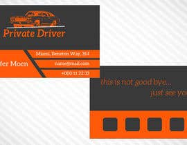 #10 for Business Card - Private Driver by irmate210