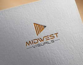 #287 untuk Design a Logo for Midwestvisuals.com - An Audio-Visual company oleh oosmanfarook