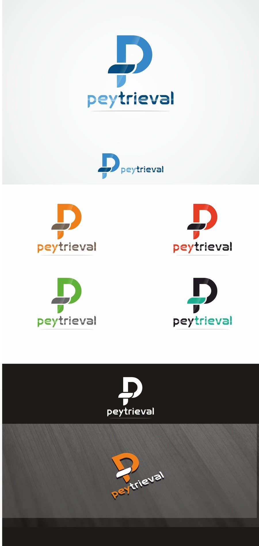 Bài tham dự cuộc thi #                                        136                                      cho                                         Design a Logo for Paytrieval (Timesheet entering and Payslip checking app)