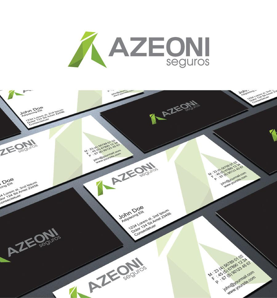 #106 for AZEONI Seguros by winarto2012