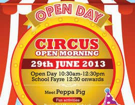 puzzle0007 tarafından Design a Flyer for School Open Day için no 12