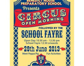 #21 for Design a Flyer for School Open Day af tjayart