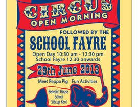 tjayart tarafından Design a Flyer for School Open Day için no 25