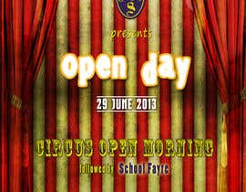 #29 cho Design a Flyer for School Open Day bởi marchitetto85