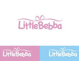#101 for Logo Design for Little Bebba by ivandacanay