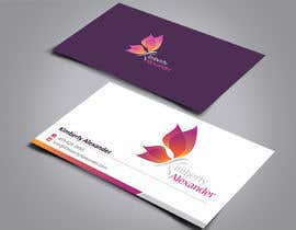 ezesol tarafından Design a Business Card for Women's Empowerment Speaker için no 26