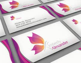 rogeriolmarcos tarafından Design a Business Card for Women's Empowerment Speaker için no 4