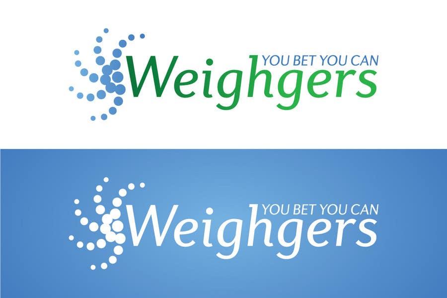 Intrare concurs #173 pentru Logo Design for Weighgers