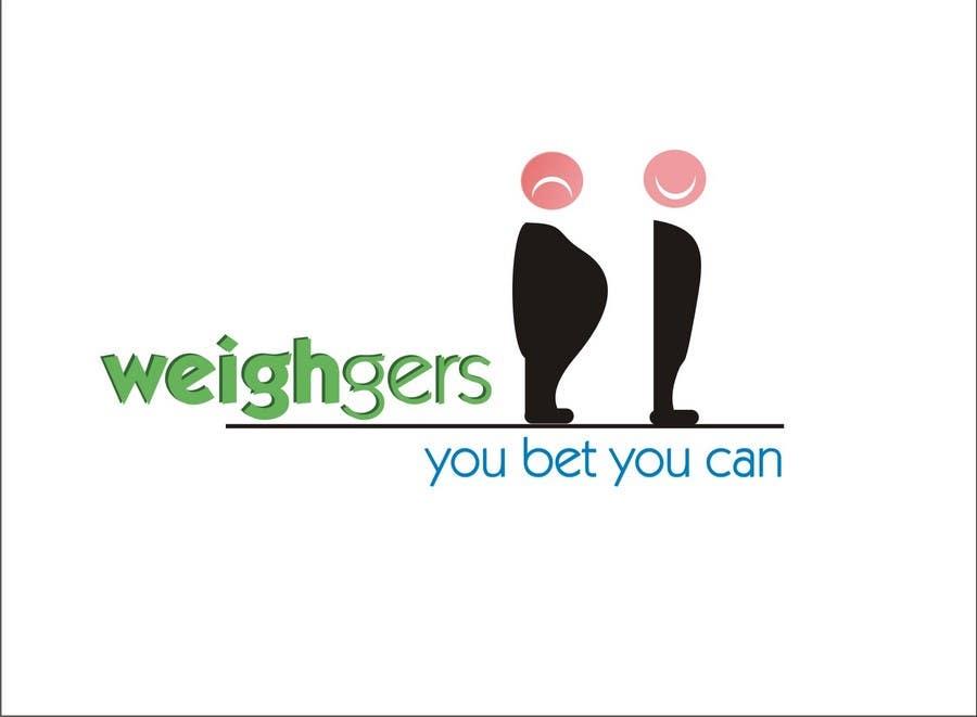 Intrare concurs #63 pentru Logo Design for Weighgers
