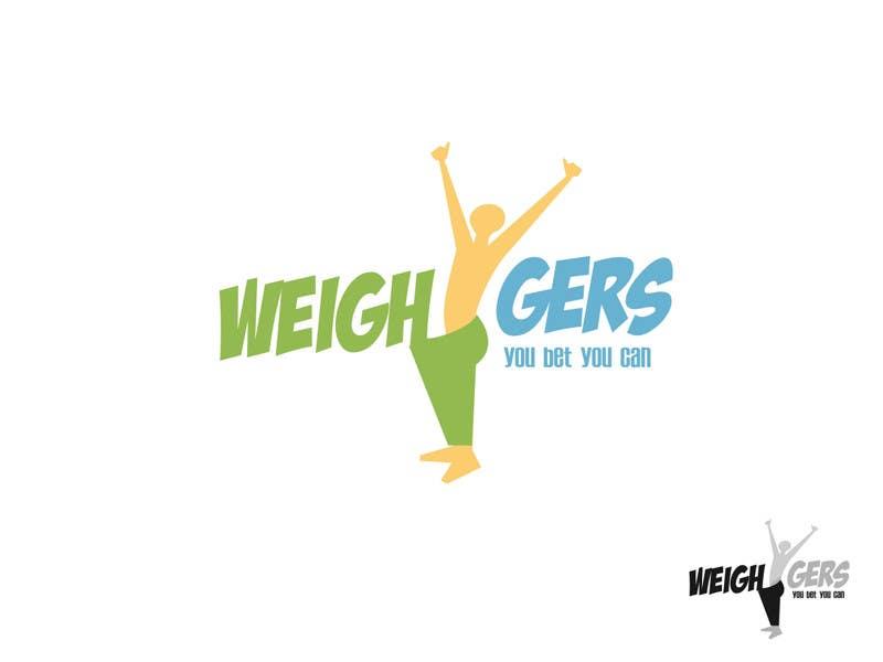 Konkurrenceindlæg #159 for Logo Design for Weighgers