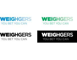 #37 per Logo Design for Weighgers da dreamon72