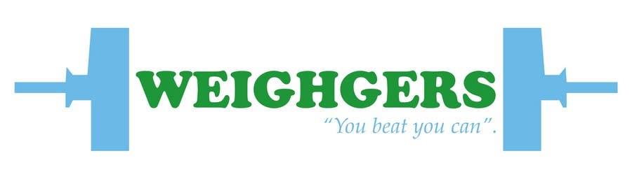 Konkurrenceindlæg #121 for Logo Design for Weighgers