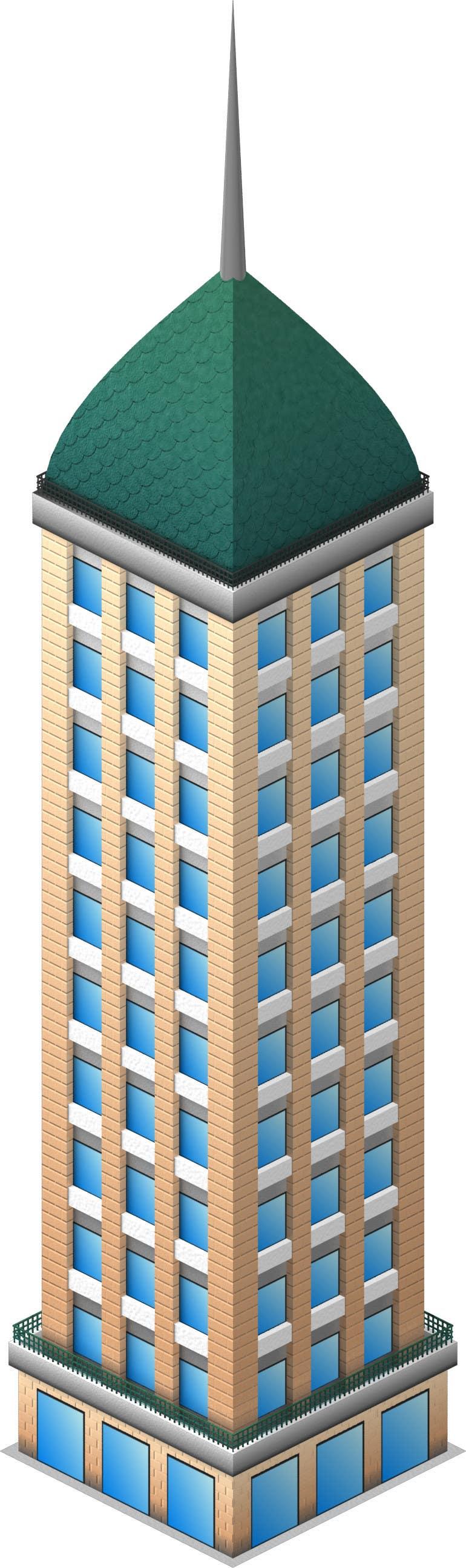 Bài tham dự cuộc thi #                                        3                                      cho                                         Isometric Buildings for Android Game