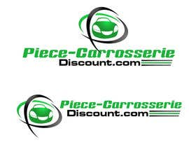 #1 for LOGO Piece-Carrosserie-Discount.com by designerartist