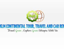 #23 untuk Logo for Environmentally friendly Tour and Travel In Ethiopia oleh shipbuysale