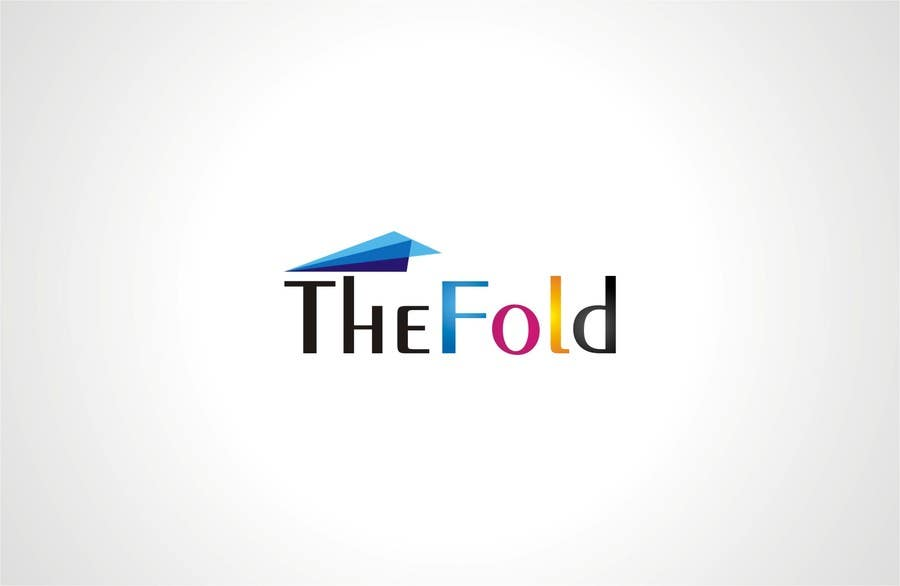 #195 for Design a Logo for The Fold (a Print Studio) by nomi2009