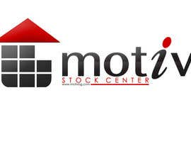 #147 para Design a Logo for Motiv Stock Center por brah214