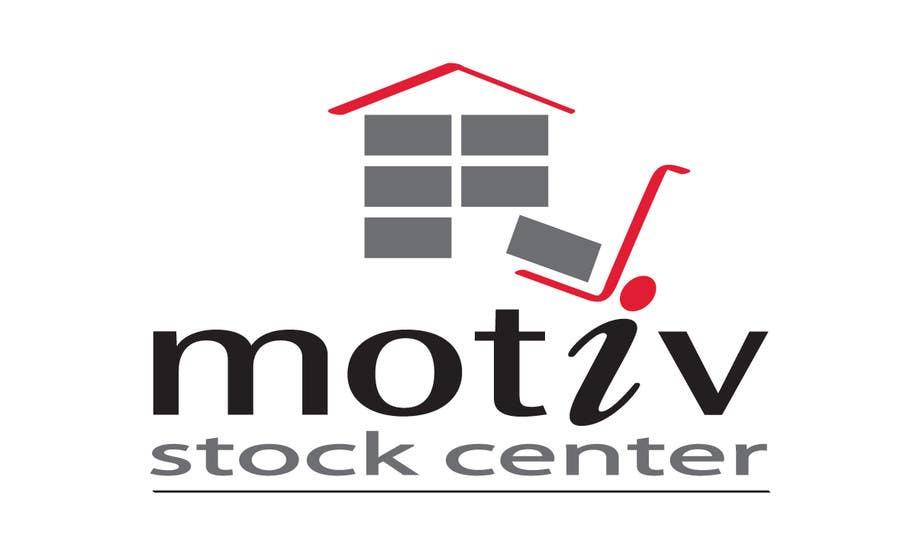 Contest Entry #154 for Design a Logo for Motiv Stock Center